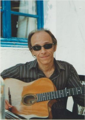 Christophe Brunard, guitariste